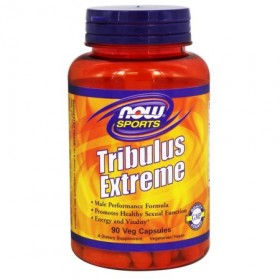 Tribulus Extreme 90 caps 1000mg Afrodisiaco Now Foods