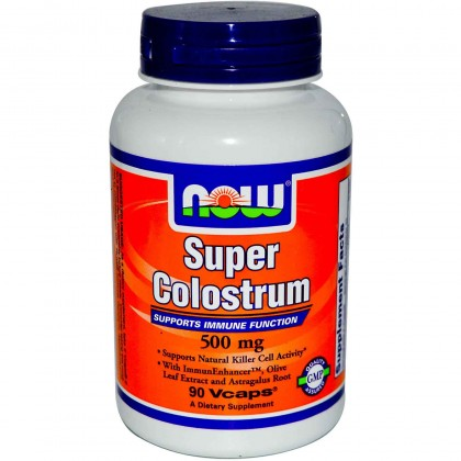 Colostrum Super 90caps Now Foods