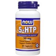 5-HTP 50mg 90caps Now Foods
