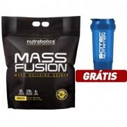 Mass Fusion 7.26kg - 16lbs Nutrabolics