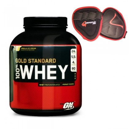 100 Whey Gold Standard Protein 2.27kg Optimum Nutrition