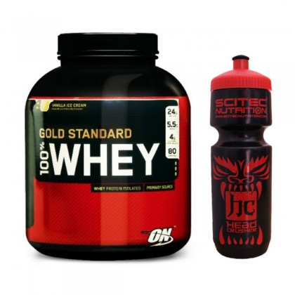 100 Whey Gold Standard 2273g Optimum Nutrition