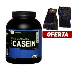 100 Casein Gold Standard 1.8kg Optimum Nutrition