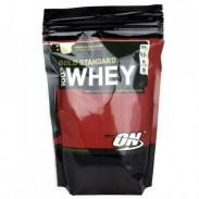 100 whey protein gold standard 450g saco Optimum