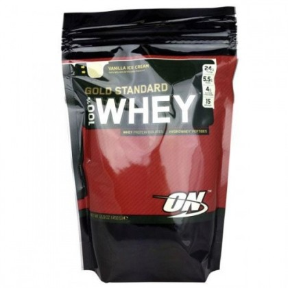100 Whey Protein Gold Standard 450g Optimum Nutrition