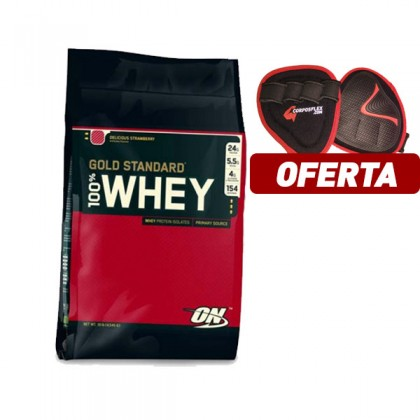 100 Whey Gold Standard Protein 4.5kg Optimum Nutrition