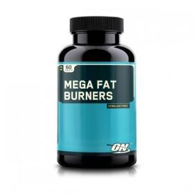 Mega Fat Burners 60 tabs Optimum Nutrition