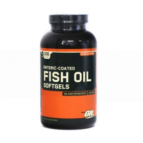Fish Oil 100 caps softgels Optimum nutrition