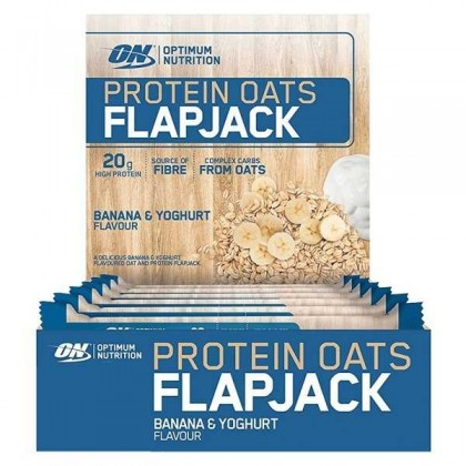 Protein Oats Flapjack 80g Comprar Optimum Nutrition