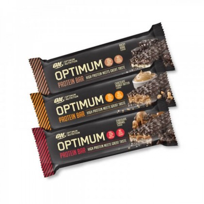Protein Bar 60g Barra Proteica Optimum Nutrition