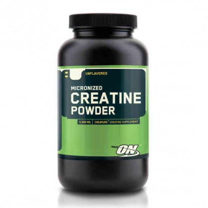 Creatine Micronized Powder 317g Optimum Nutrition