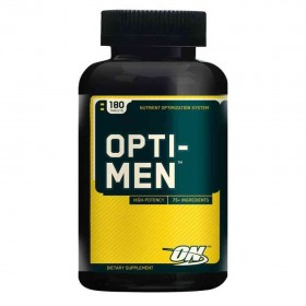 Opti-men 180 tablet para Homem Optimum Nutrition