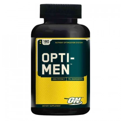 Opti-men 180 tablet para Homens Optimum Nutrition