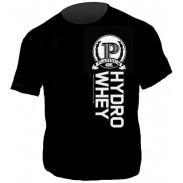 T-shirt Platinum Hydro Whey Optimum Nutrition