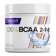 BCAA 2-1-1 200g Aminoacidos Pó Ostrovit