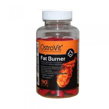Fat Burner 90 caps Perder Peso OstroVit
