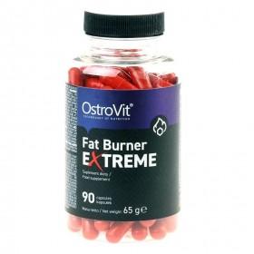 Fat Burner Extreme 90 caps Perder Peso OstroVit