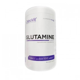 Glutamine 500g Glutamina Benefícios Preço Ostrovit