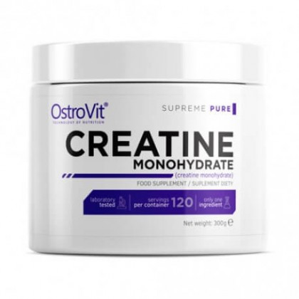 Creatine Monohydrate 300g Beneficios Tomar Ostrovit