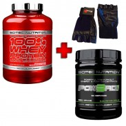 Pack Aumento de Massa Muscular Scitec Nutrition