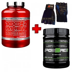 Pack Aumento Massa Muscular Scitec Nutrition