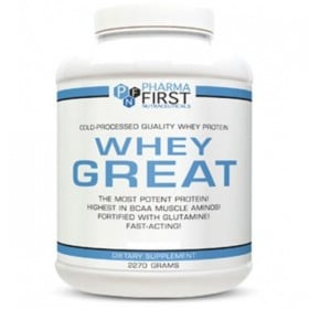 Whey Great 2270g Pharma First