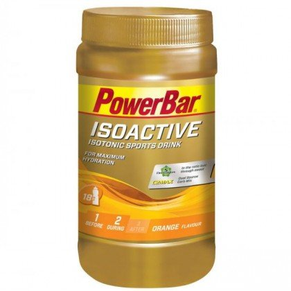 Isoactive 600g drink Powerbar