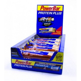Protein plus 33 90g barra proteina PowerBar