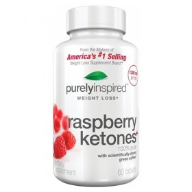 Raspberry Ketones Green Coffee 60 tabs Purely Inspired