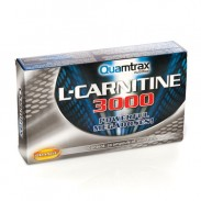 L-Carnitine 3000 10ml 3000mg Ampola Quamtrax