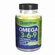 Omega 3,6,9 (90 softgels) Quamtrax