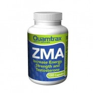ZMA 100 Caps Quamtrax Nutrition