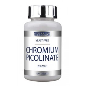 Chromium Picolinate 100Caps Scitec Nutrition