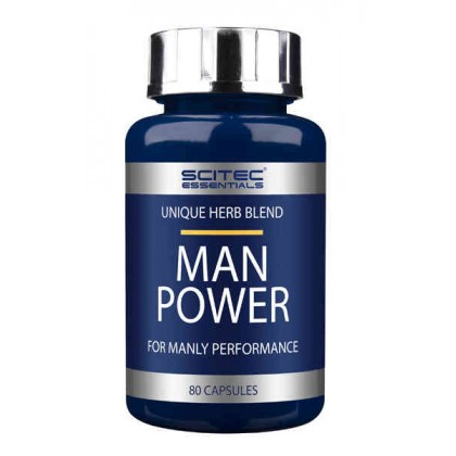 Man Power - Men's 80 caps Scitec Nutrition