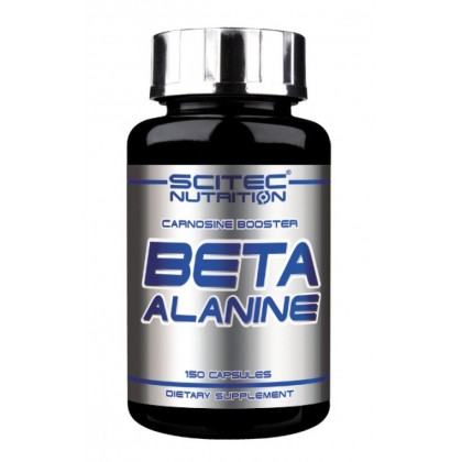 Beta Alanine 150caps Scitec Nutrition