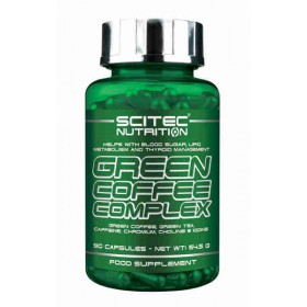 Green Coffee Complex 90 caps Sctec Nutrition