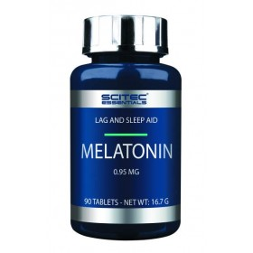 Melatonin 90 tabs Melatonina Scitec Nutrition