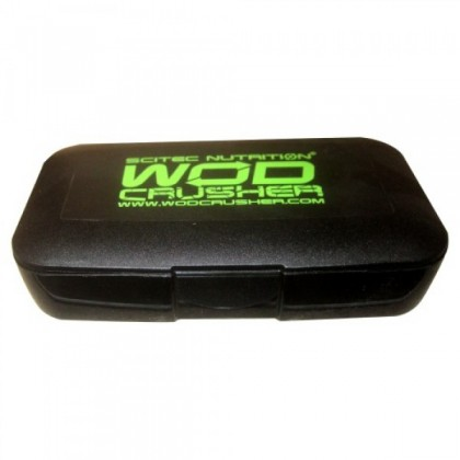 Wod Crusher Pill Box Caixa Scitec Nutrition