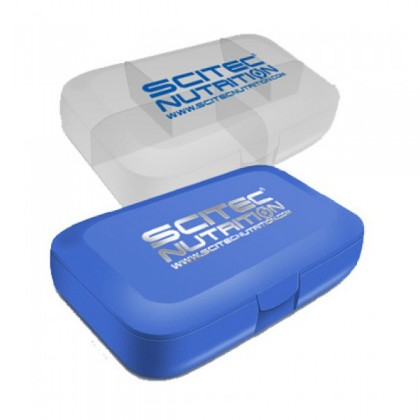 Pill Box Scitec Nutrition
