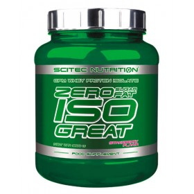 IsoGreat 2300g Zero Sugar Fat Scitec Nutrition