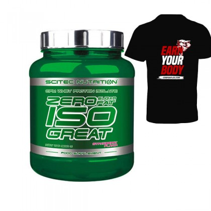 IsoGreat 2300g zero sugar fat Scitec