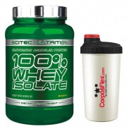 100 Whey Isolate 2kg Scitec Nutrition