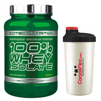 100 Whey Isolate 2000g Scitec Nutrition