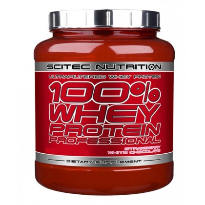 100 Whey Protein Professional 2350g Scitec Nutrition