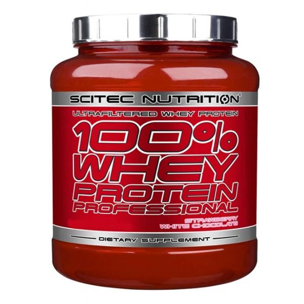 65e602ad9 Scitec 100% Whey Protein Professional 2350g Proteína - CorposFlex