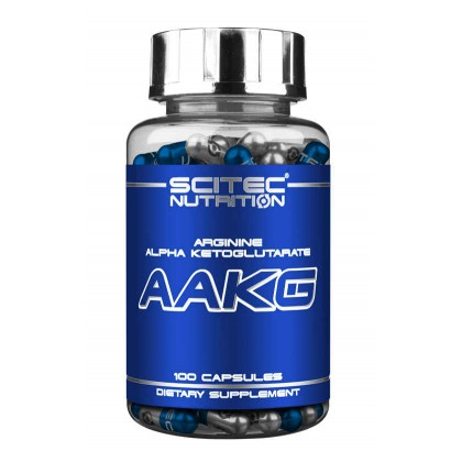 AAKG 3200mg 100 caps Scitec Nutrition