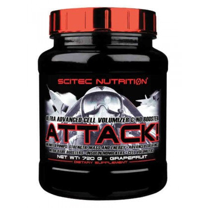 Attack 2.0 320g Scitec Nutrition