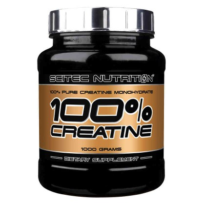 100 Creatine Pure 1000g Scitec Nutrition