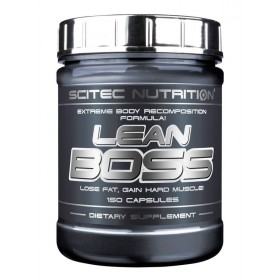 Lean Boss 180 Caps Scitec Nutrition