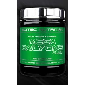 Mega Daily One Plus 120 caps Scitec Nutrition
